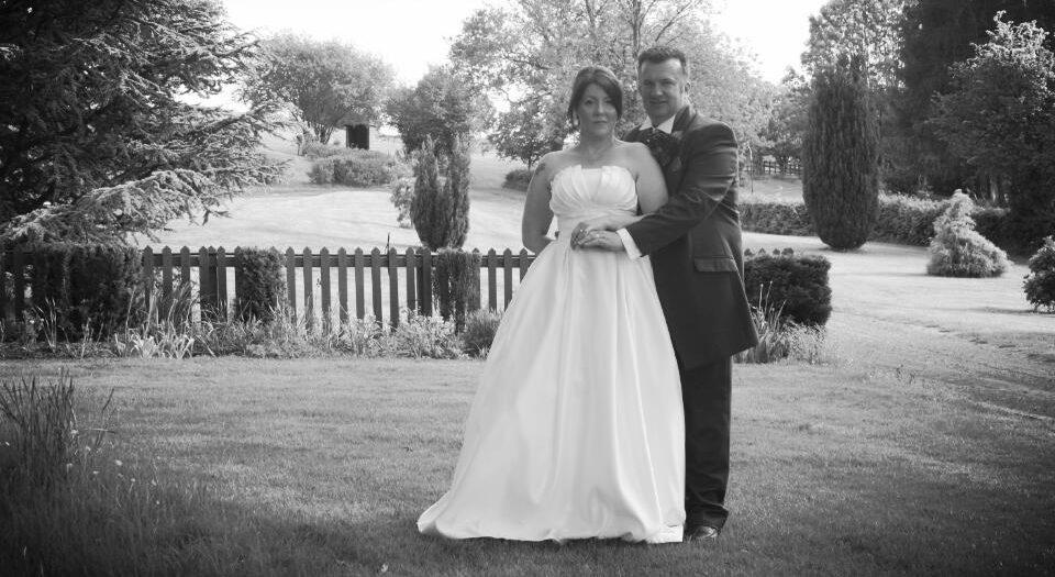 Gary & Terri's Wedding Day