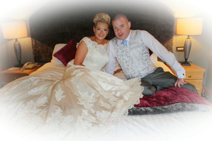 Christine & Terry Wedding Day