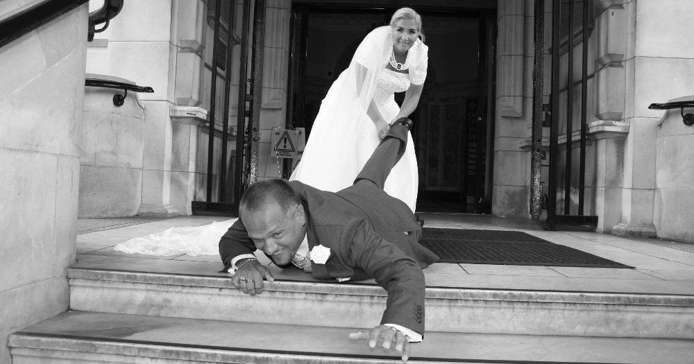 Natasha & Kevin Wedding Day