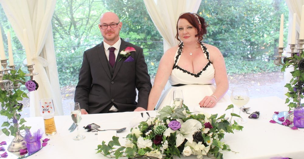 Eleanor & Daniel Wedding Day