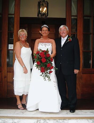 Carole & John Wedding Day