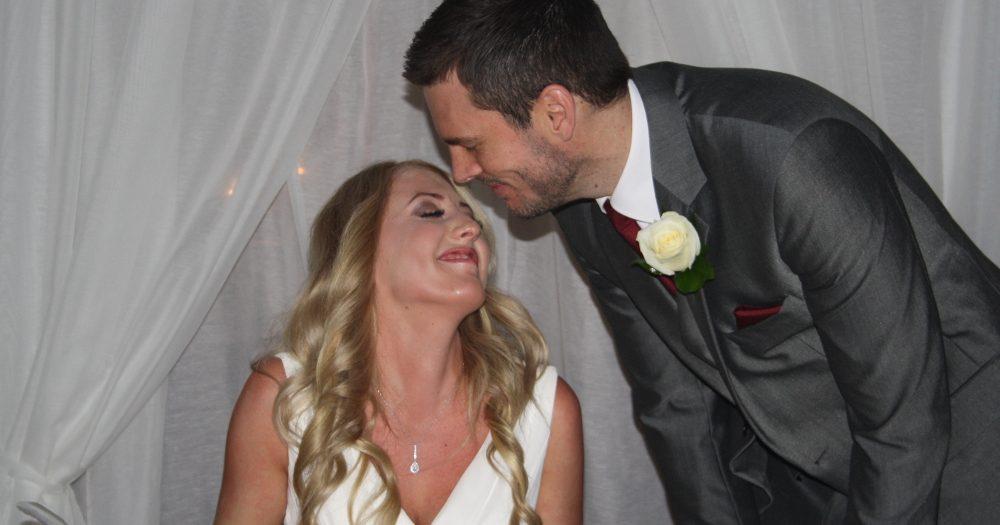 Katherine & Robert Wedding Day
