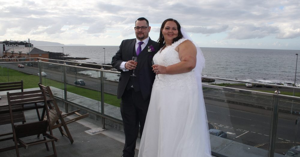 Sarah-Jane & Andrew's Wedding Day