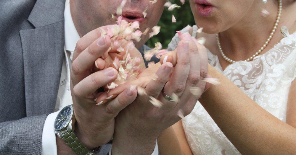 Michael & Annmarie's Wedding Day