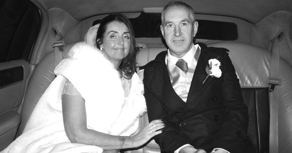 Sharon & Noel Wedding Day