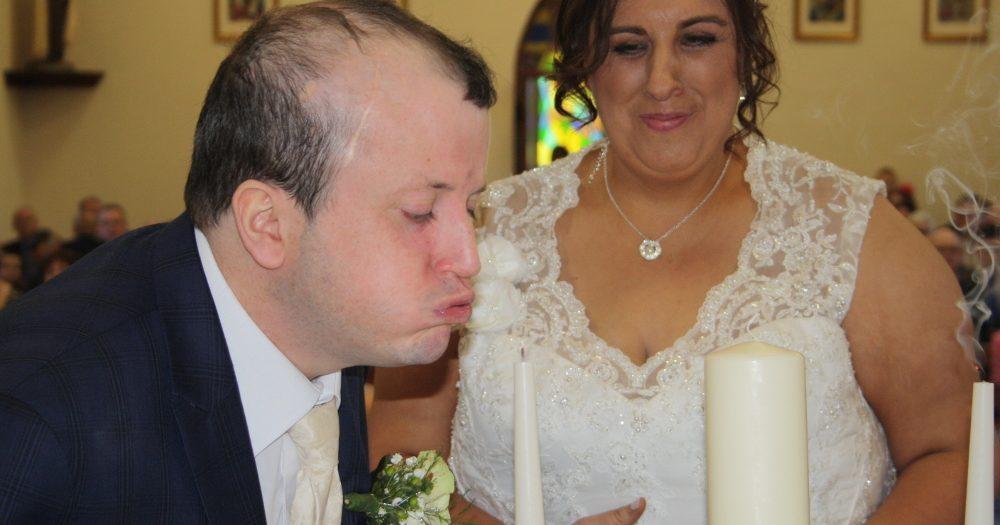 Helen & Brian Wedding Day