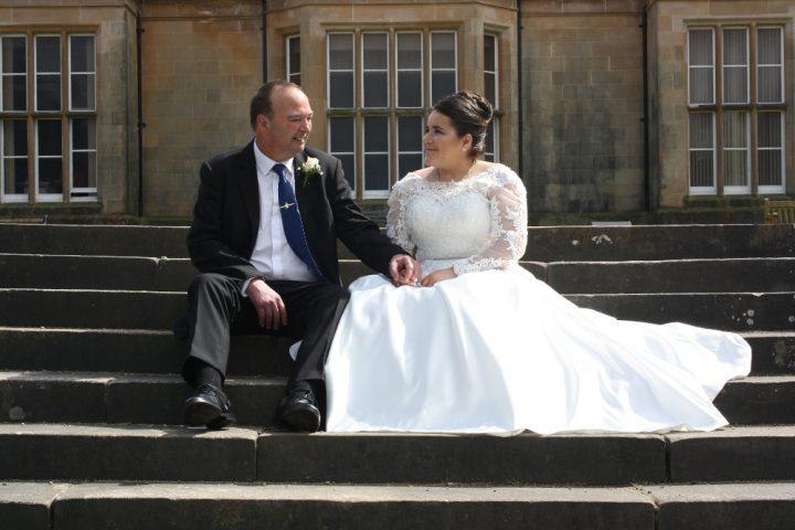 Margaret & Karl Wedding Day