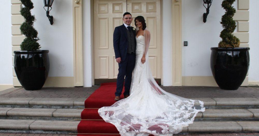 Thomasina & Sheamus Wedding Day