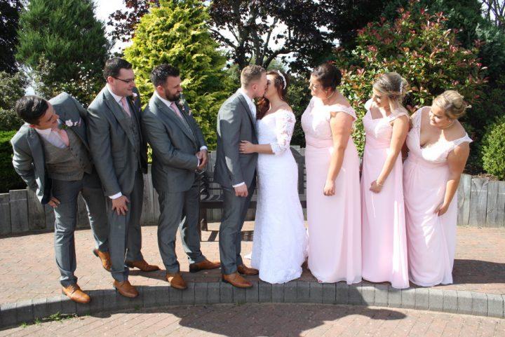 Michaela & Ethan Wedding Day