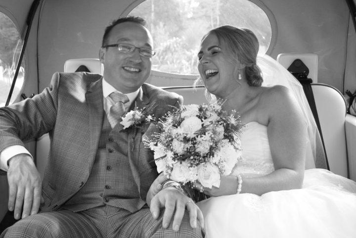 Mandy & Gavin Wedding Day