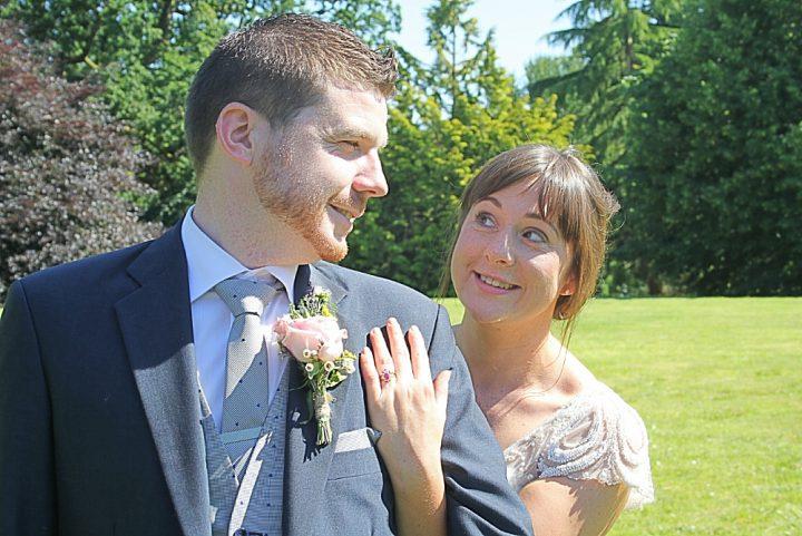 Lorraine & David Wedding Day